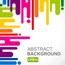 colorful paint background vector free vector in encapsulated