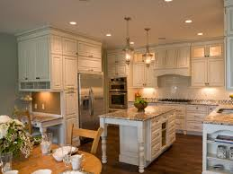 types of kitchen design