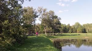 mantle lake park presque isle maine playground walking trails