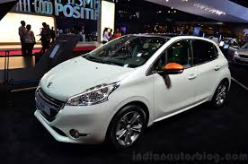 peugeot 208 sedan report peugeot denies u0027swift plans u0027 for india reentry