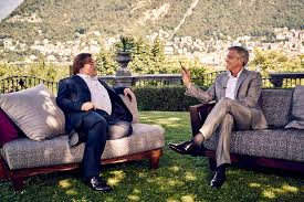 nespresso commercial actress jack black behind the scenes with george clooney and jack black as they film