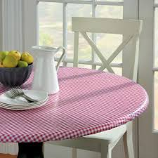 elastic vinyl table covers table cloth pic tablecloth of fitted round vinyl tablecloth that