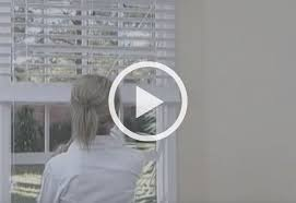 Installing Window Blinds Outside Mount How To Install Wood Blinds At The Home Depot