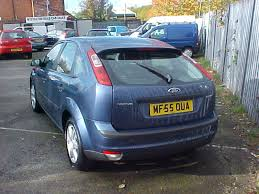 ford focus 1 6 sport ford focus 1 6 sport 5dr for sale in crewe wistaston road car sales