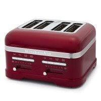 Kitchenaid 4 Slice Toaster Red Toasters Microwaves U0026 Convection Ovens Sur La Table