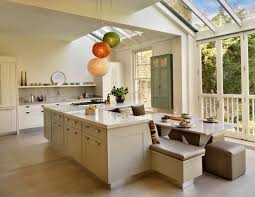 kitchen with island bench kitchen island with bench seating and table home design ideas