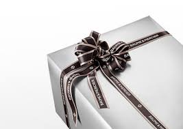 luxury gift wrap anniversary gifts a luxury is the anniversary gift