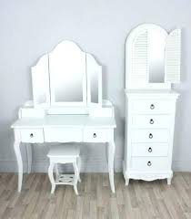 Toy Vanities Vanities Vanity Chair With Skirt Blossoms And Bows Child Toy Box