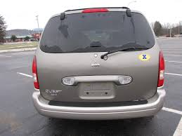 minivan nissan quest 2016 2002 nissan quest information and photos zombiedrive
