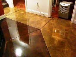 Epoxy Paint For Basement Floor by Cost To Epoxy Basement Floor Oasis Amor Fashion