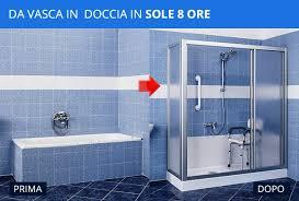 trasformare una doccia in vasca da bagno fare di necessit罌 virt羯 come ottenere sicurezza praticit罌 e