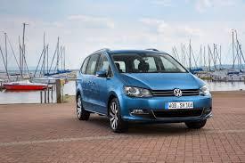 volkswagen ads 2016 vw adds golf gtd engine to sharan minivan