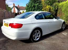 1 prev owner 2012 bmw 320i se 2 0 petrol facelift model white