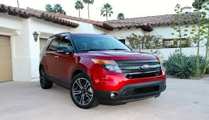 review ford explorer sport 2013 ford explorer sport finally adds more sport to the lineup