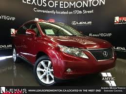 lexus rx red used 2010 red lexus rx 350 awd ultra premium in depth review