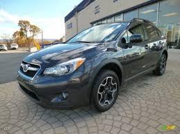 subaru minivan 2013 dark gray metallic 2013 subaru xv crosstrek 2 0 premium exterior