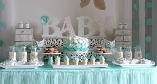 baby boy themes for baby shower
