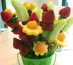 edible fruit flowers edible fruit bouquet andicakes