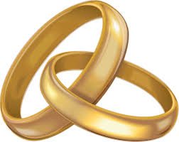 linked wedding rings linked wedding rings clipart panda free images