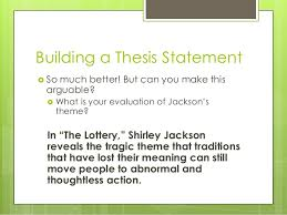 themes in the story the lottery write my term paper we can write your term papers 13 page
