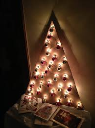 cardboard christmas tree ten diy christmas trees that reuse recycle upcycle and craft