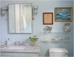 Nautical Bathroom Lighting Gorgeous Coastal Bathroom Lighting Nautical Wall Sconces For