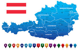 World Map Austria by Map Austria