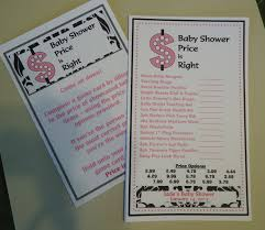 different baby shower price is right baby shower the price is right like the
