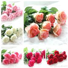 wholesale roses artificial roses bouquets wholesale flowers near me for sale