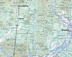 Irrawaddy River Map Tommy Roberts Platoon Chindit Chasing Operation Longcloth 1943