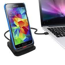 Samsung Desk Samsung Galaxy S5 Usb 3 0 Desktop Dual Charging Cradle