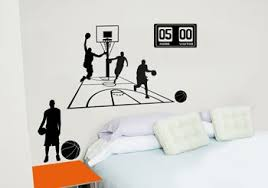 chambre basketball decoration de chambre basketball visuel 3