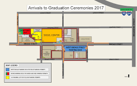 at t center floor plan vcu police implement traffic plan for high graduations at