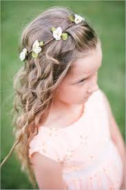 flowergirl hair 50 cutest flower girl hairstyles for your angel