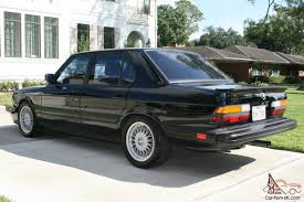 one owner bmw m5