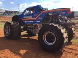 show me videos of monster trucks driving bigfoot at 40 years young still the monster truck king
