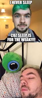 Sleep Is For The Weak Meme - jack is weak by aiko sweetgirl on deviantart