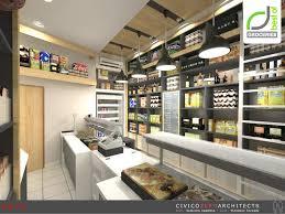 italy design shop groceries enogastronomia da store by civico zero architects