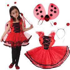 Halloween Costume Ladybug Cheap Kids Ladybird Costumes Aliexpress Alibaba
