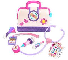 disney junior doc mcstuffins toy hospital doctor u0027s bag set 8