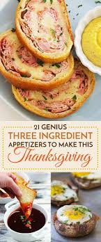 35 make ahead thanksgiving appetizer recipes to make your day easier