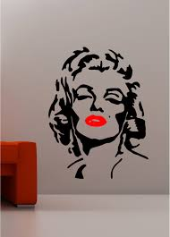 Marilyn Monroe Living Room by Decoration Marilyn Monroe Wall Art Home Decor Ideas