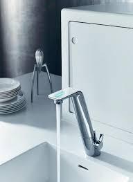 Modern Faucet Kitchen by Modern Sensor Kitchen Tap Oras Alessi Sense Oras Il Bagno Alessi