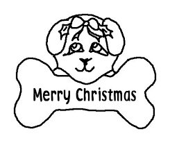 free coloring christmas tree coloring point coloring point