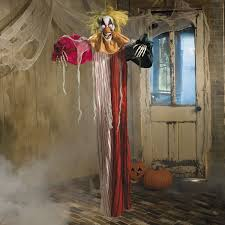 halloween killer clown prop haunting fun
