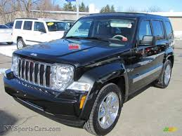 jeep limited black 2008 jeep liberty limited 4x4 in brilliant black crystal pearl