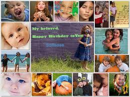 best 25 birthday collage maker ideas on year
