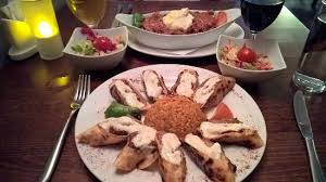 la cuisine des chefs chef s special beyti kebab picture of efes cuisine