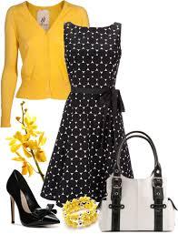 black u0026 white polka dot dress