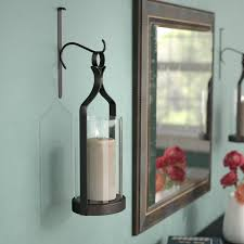 wall sconce candelabra 3 candle home interior vintage ebay candle sconces you ll love wayfair